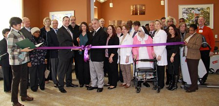 Page 12 Outpatient Rehab Ribbon Cutting