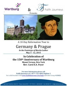 Flyer - 10 days - Reformation Tour to Germany  Prague - Wartburg_Page_1
