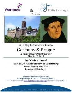 Flyer - 10 days - Reformation Tour to Germany  Prague - Wartburg_Page_1