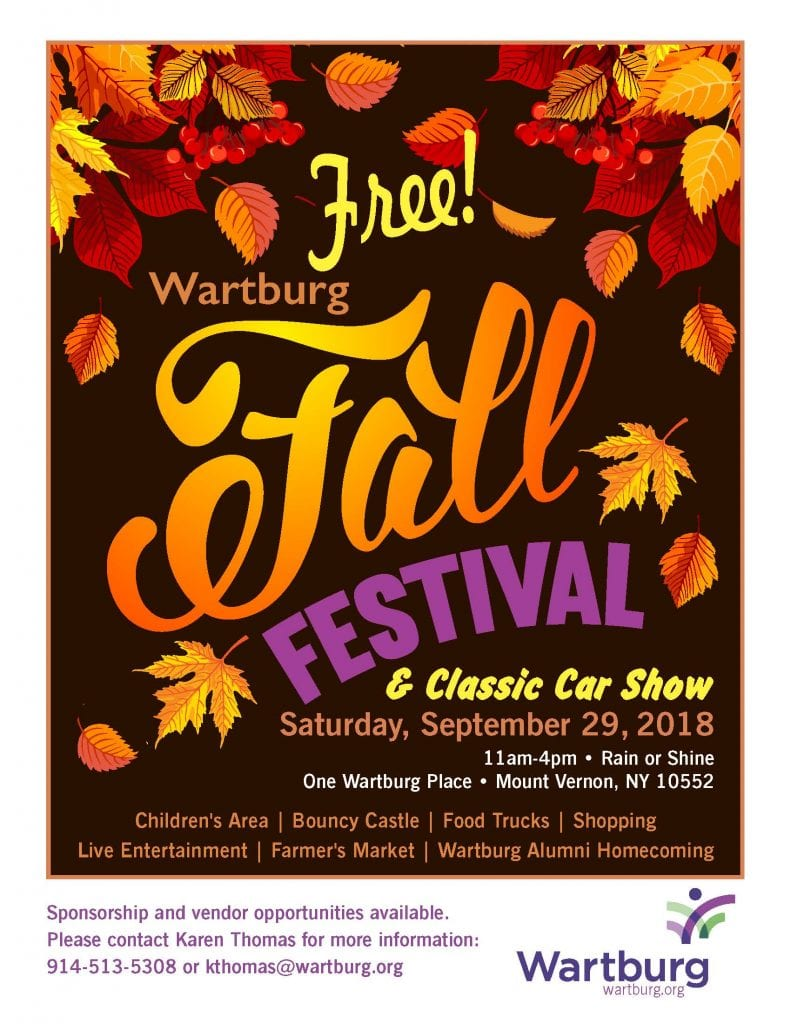 Annual Fall Festival Classic Car Show Wartburg - Car show vendor ideas